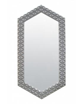 """Зеркало """"Геометрия"""" для парикмахерской"""
